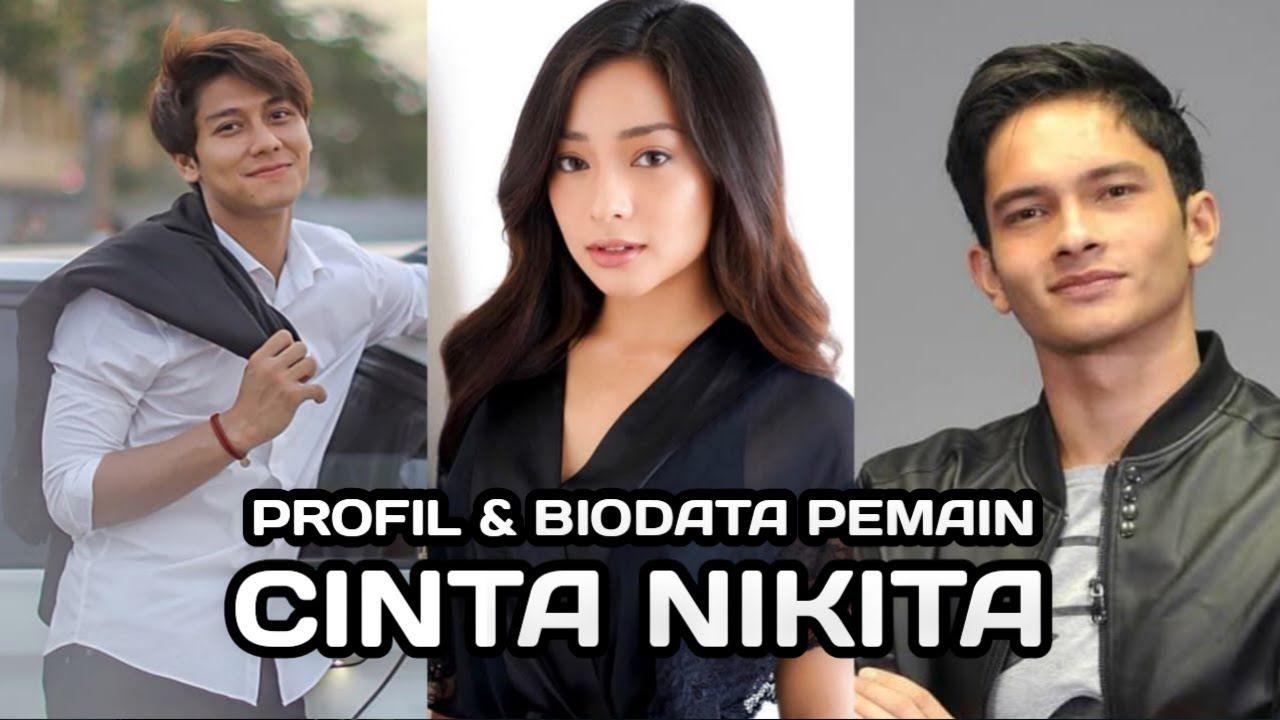 Profil Biodata Pemain Sinetron Cinta Nikita Sctv Artis Youtube Profil