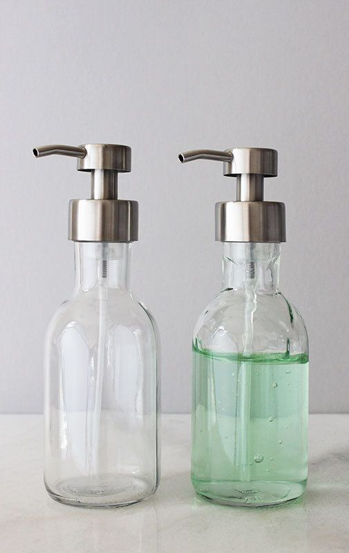 Foaming Soap Dispenser Farm House Foaming Glass Soap Etsy In 2020 Kitchen Soap Dispenser Foam Soap Dispenser Glass Soap Dispenser