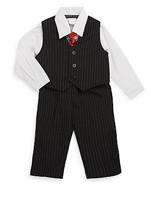 Andrew Fezza Hampson 4-Piece Vest Set