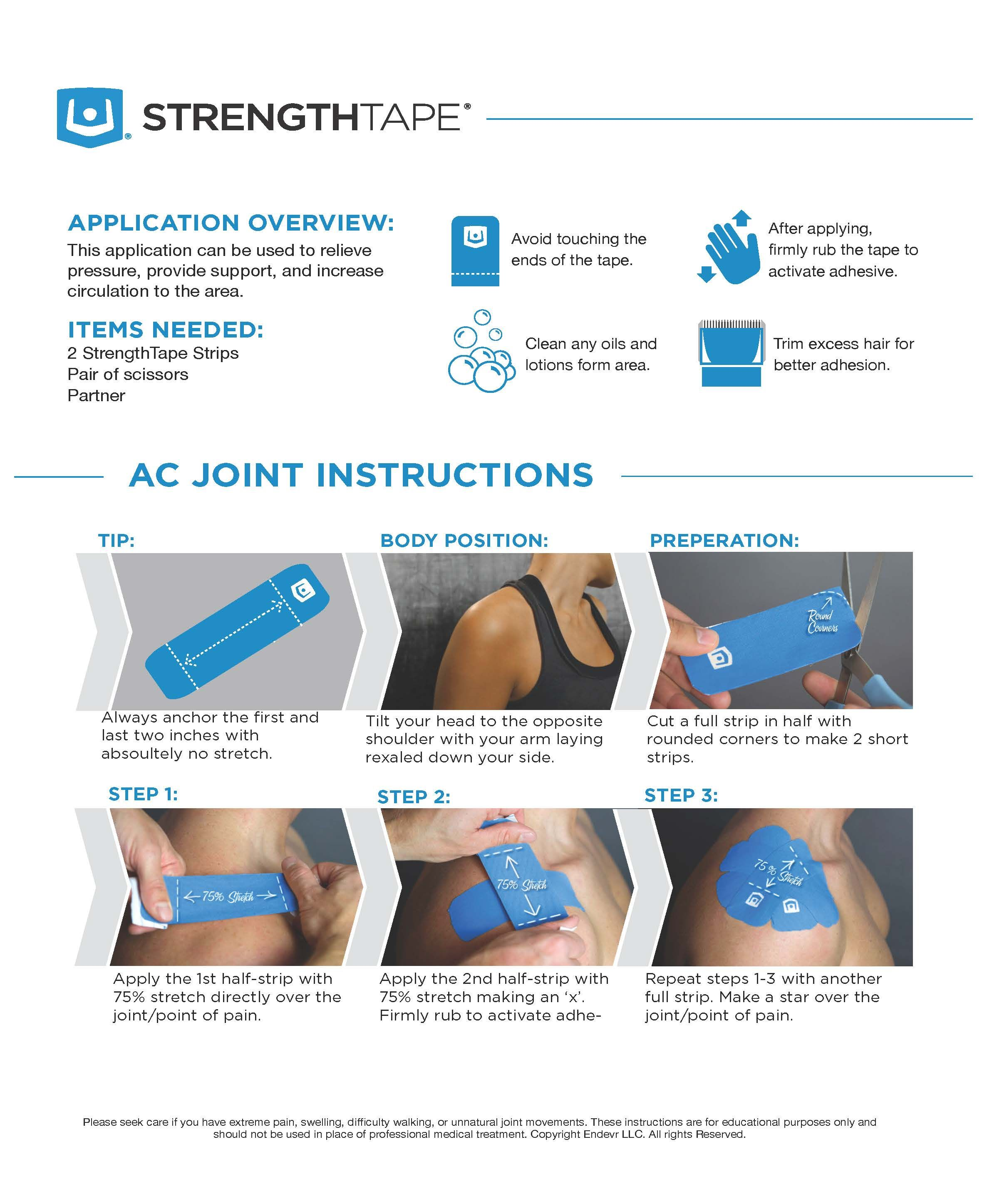 kttape com instructions shoulder