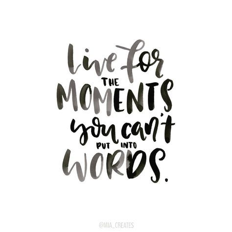 Short Quotes About Living In The Moment
