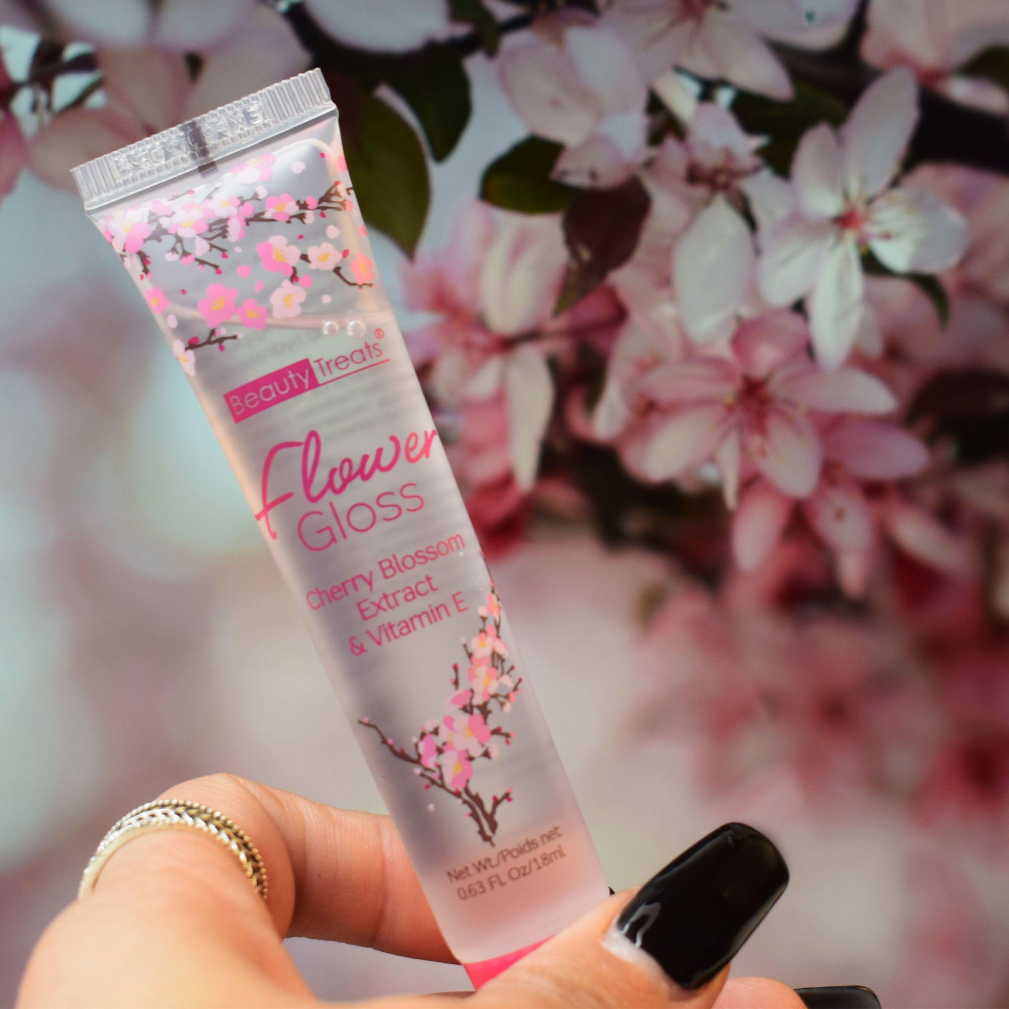 Beauty Treats Flower Lip Gloss Beauty Treats Lip Gloss Lip Moisturizer