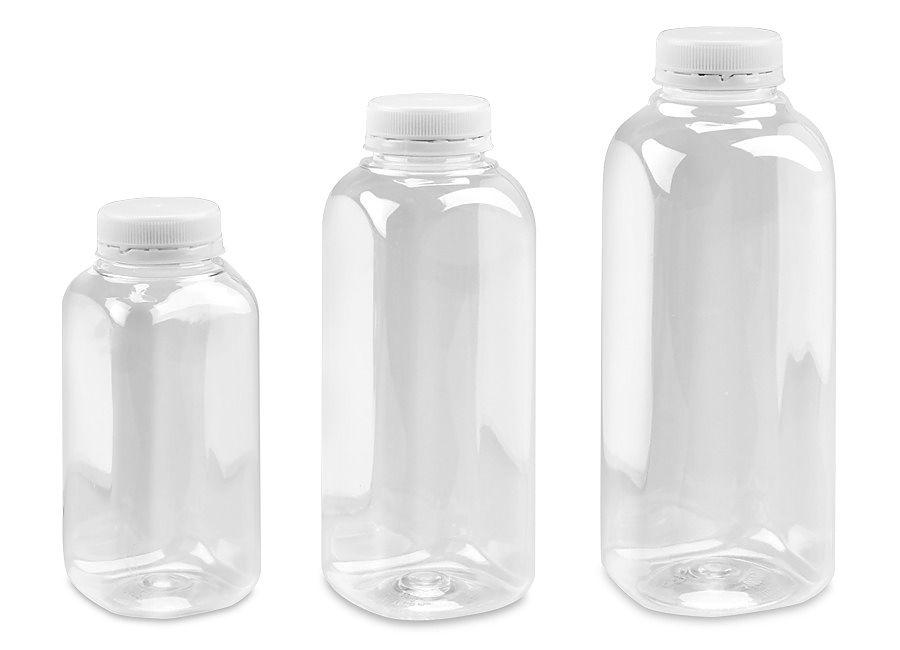 Plastic Juice Bottles Pet Juice Bottles In Stock Uline Bottle Juice Bottles Juice