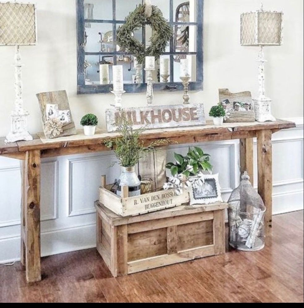 25 Editorial Worthy Entry Table Ideas Designed With Every: Pin By Aletha Hays On Entryways