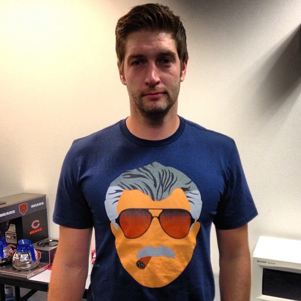 I Want This Shirt Dabears Coachditka Mike Ditka Smokin Jay Cutler Gameday Outfit