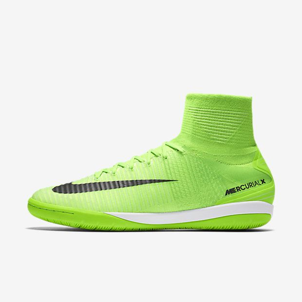 Nike MercurialX Proximo II Men s Indoor Court Soccer Shoe Soccer ShoesFootball ShoesElectric