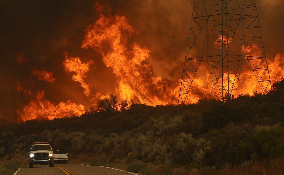 Wildfires In Southern California In 2020 Forest Fire Wild Fire Fire