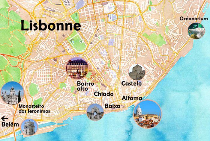 Un Week End A Lisbonne Ou Loger Logement Que Faire Visiter