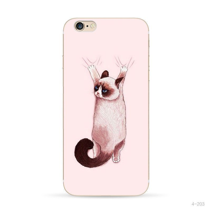 iPhone 6 Case cute Oil Painting