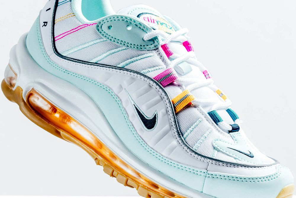 Nike's Newest Air Max 98 Sneaker Is