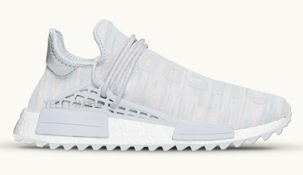 "965ec605a Pharrell s adidas NMD Human Race Trail ""Cotton Candy"""
