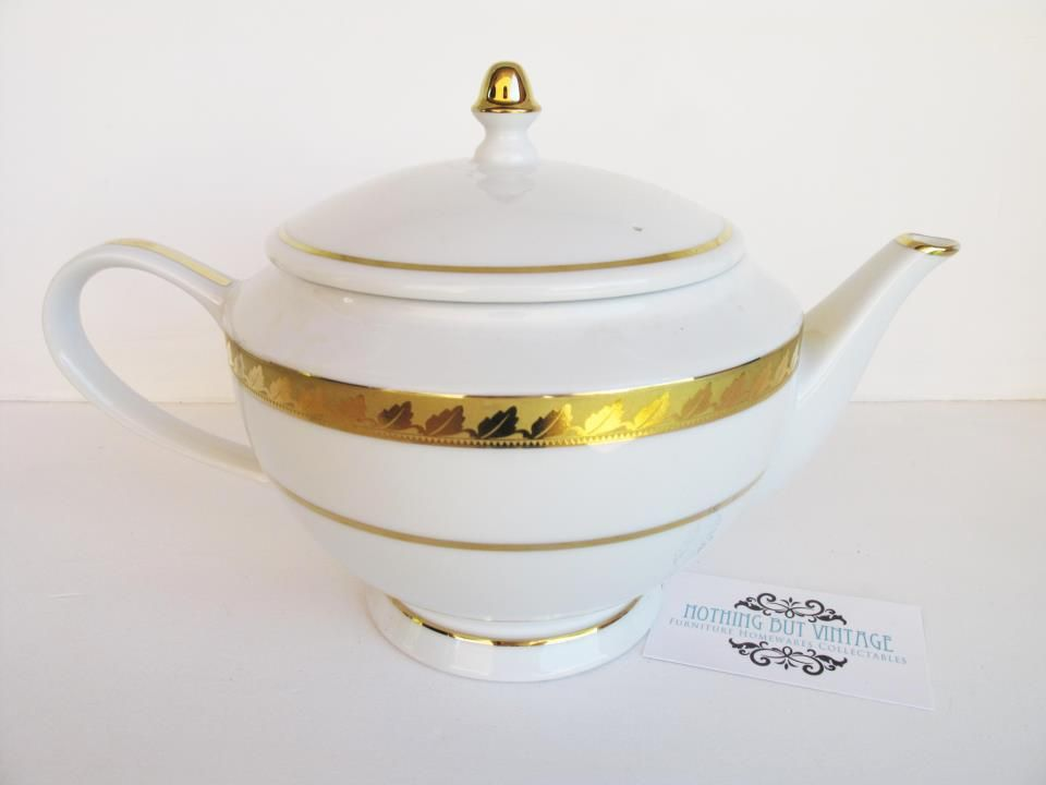 Current Stock Available For Purchase At Nbv Tea Pots Leaf Design Tableware