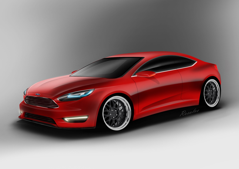 Ford Skech Sedan   Rosalvo Arts - Sketch and Rendering Automotive ...