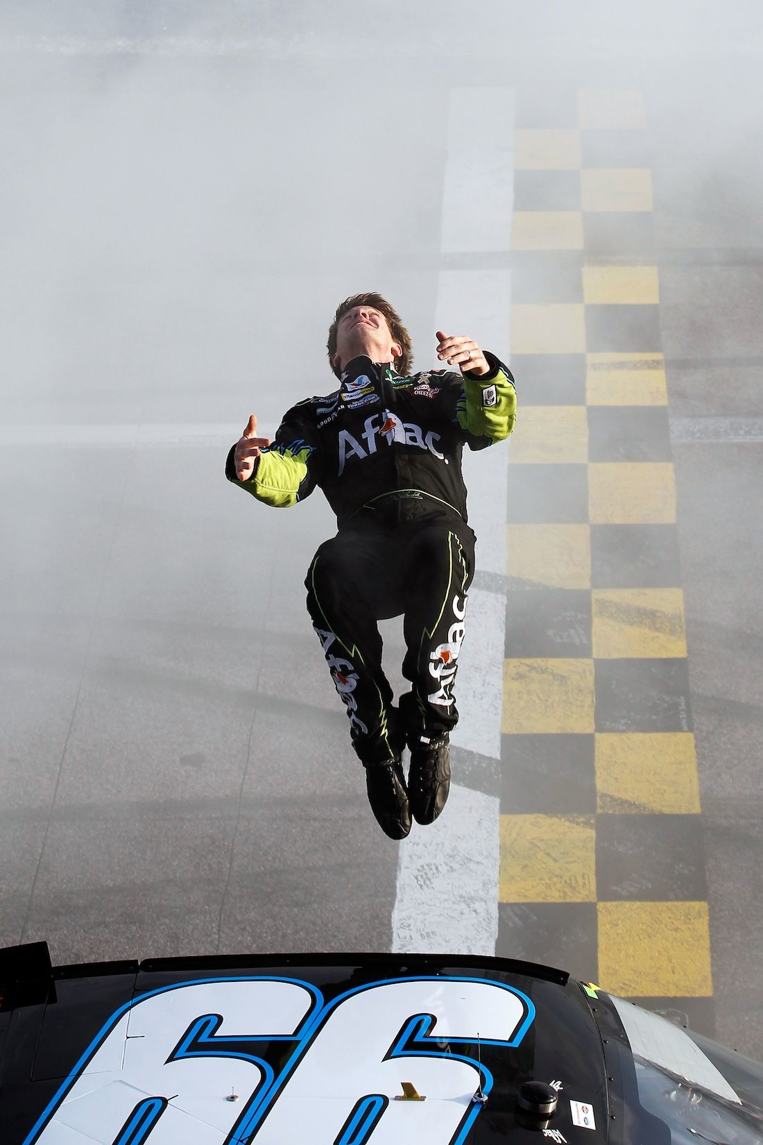 Flipping For First Nascar racing, Celebrities, Nascar