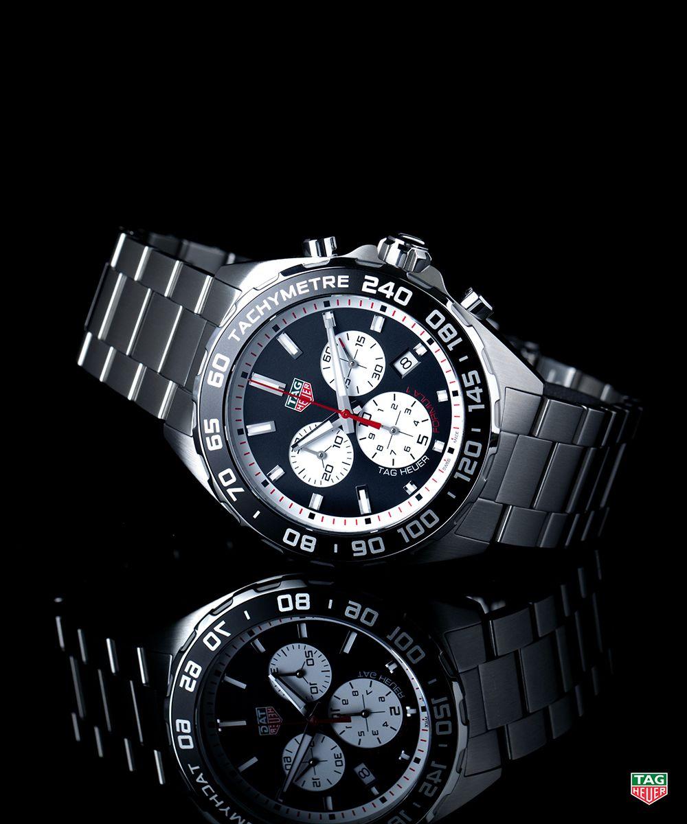Formula 1 Chronographe Quartz Homme 43 Mm Reloj Accesorios