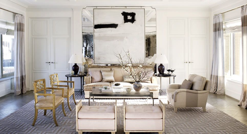 Amazing Top 10 American Interior Designers   The Style Guide From LuxDeco