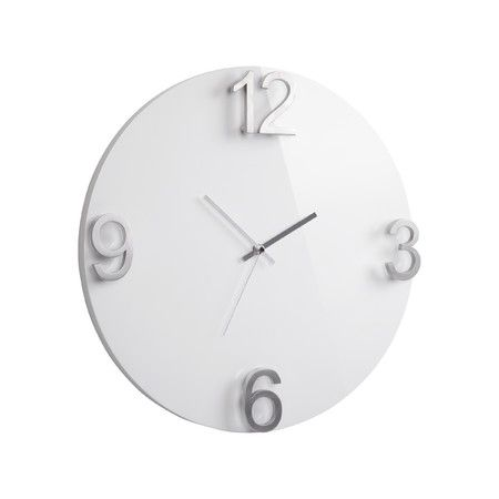Pin By Malgorzata Marglewska On Clocks White Wall