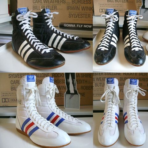 adidas boxing boots queen