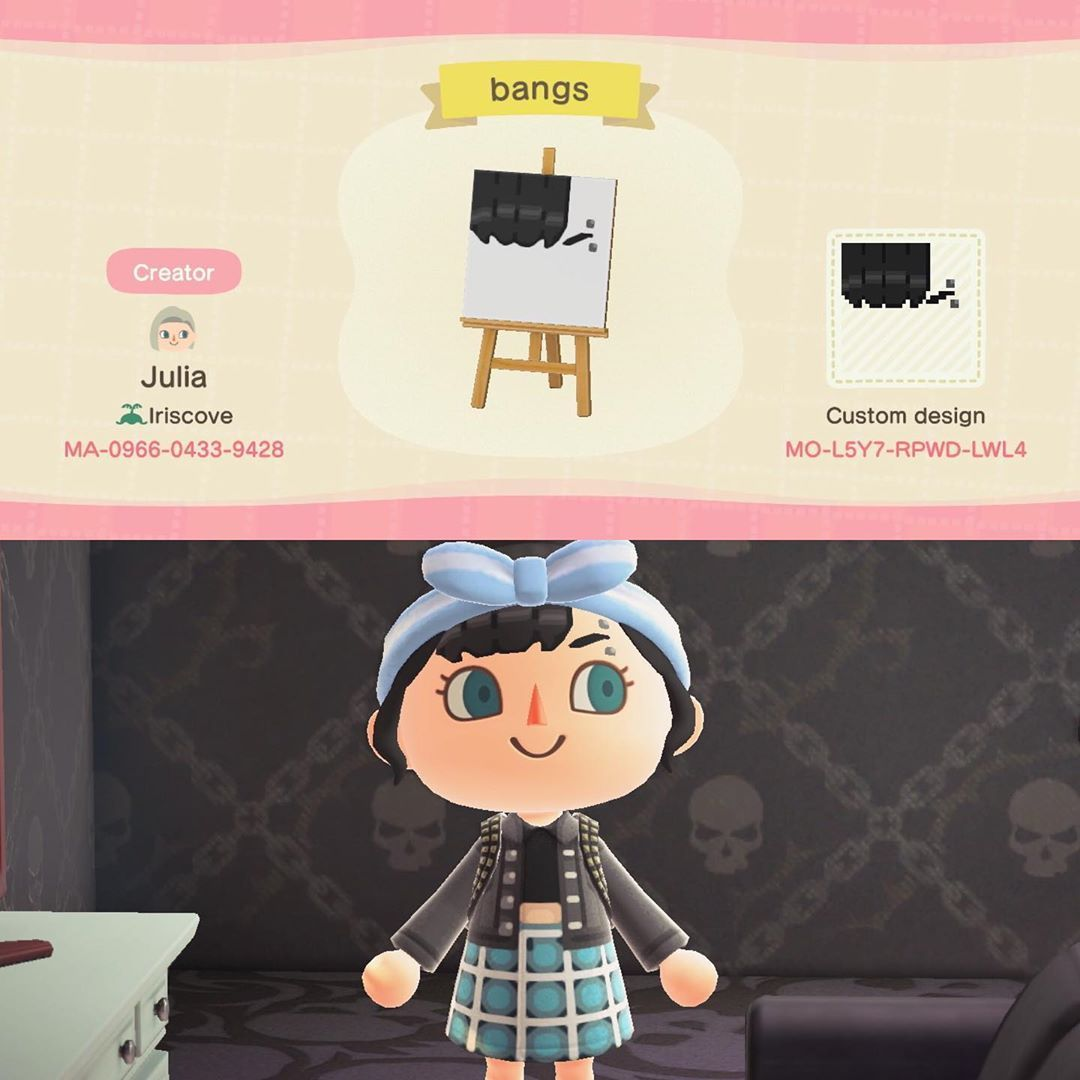 Shampoodle Guide Hair Color Animal Crossing Hair Animal Crossing 3ds Animal Crossing Hair Guide