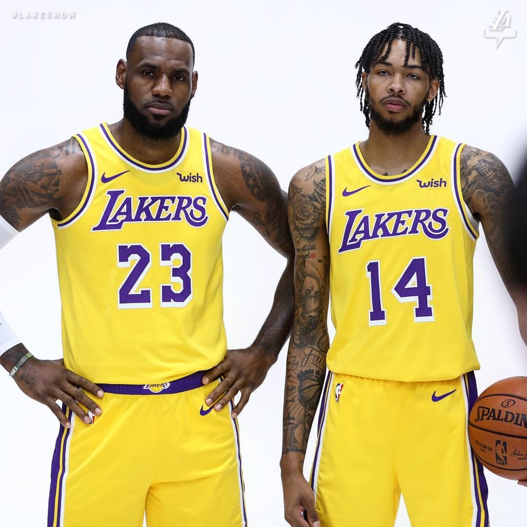 f0b14137a37 26.7k Likes, 259 Comments - Los Angeles Lakers (@lakers) on Instagram