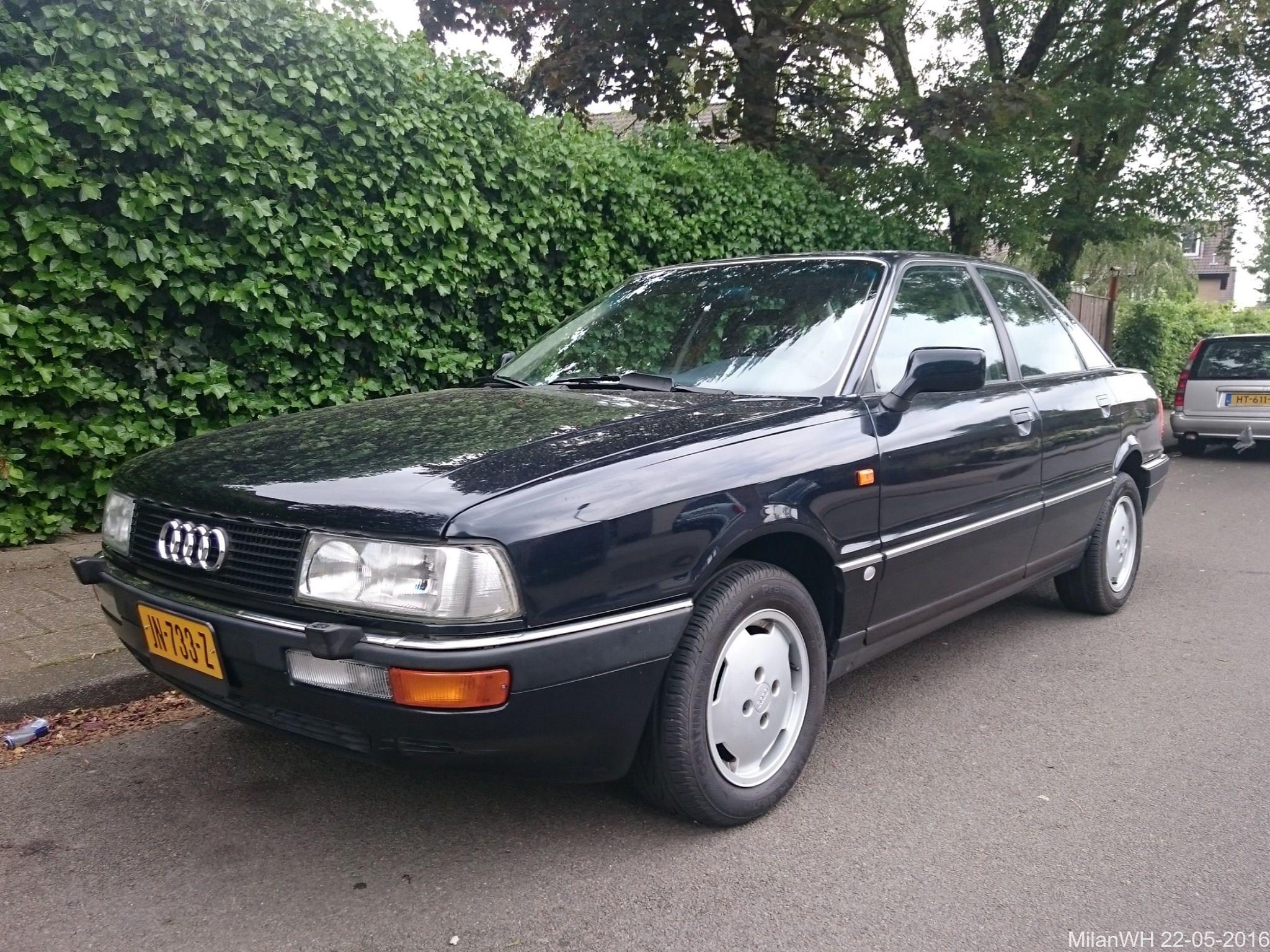 Audi 90 2 3e 1991 Jn 733 Z Audi Classic Cars Suv