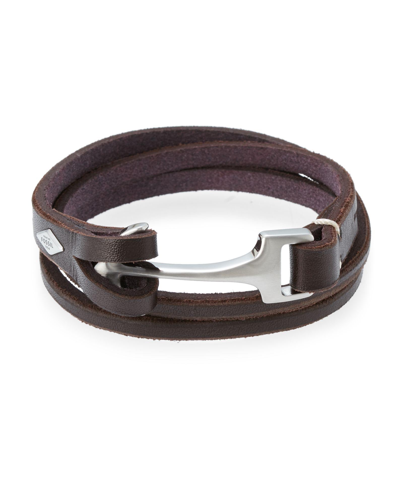 1da252bfff48bc Brown Anchor Bracelet | *Apparel & Accessories* | Bracelets, Anchor ...