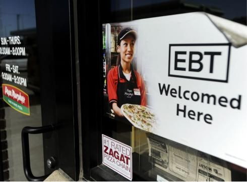 Most popular on social media: Are Food Stamps a government necessity or a government crutch? (with image, tweets) · USATOpinion · Storify