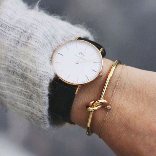 1ef89a61612 Get 15% discount at Daniel Wellington watches.Discount code  fashiongoneDW  (until January 15th)www.danielwellington.com