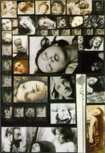The Phenomenon of Ecstasy - Salvador Dali 1933
