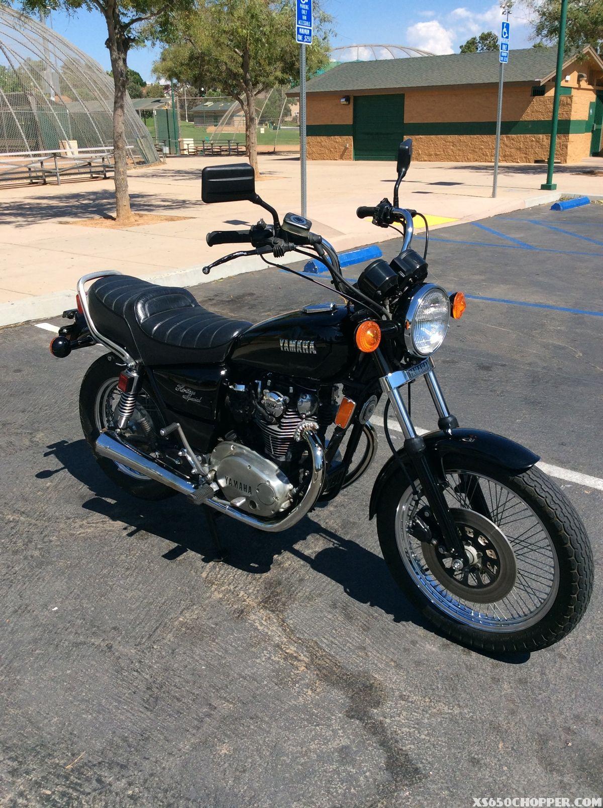 1982 Yamaha Xs 650 Heritage Special Yamaha Old Bikes Motorised