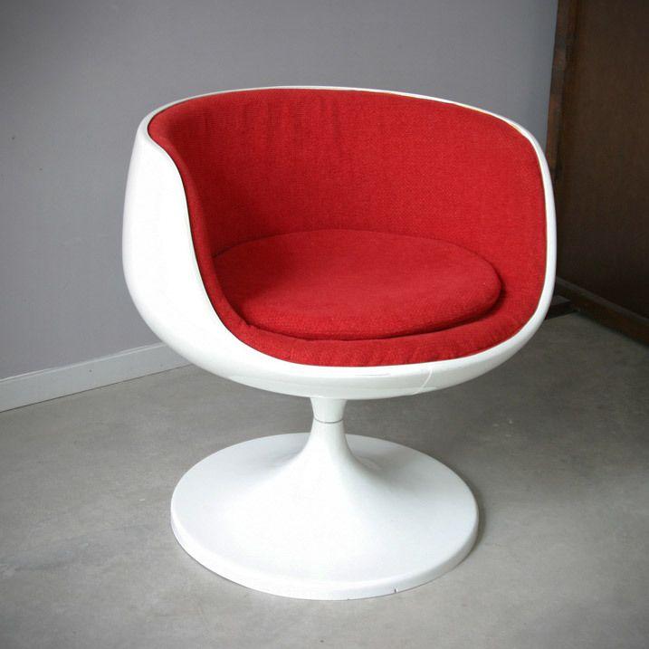 Attractive Eero Aarnio Cognac Chair 2