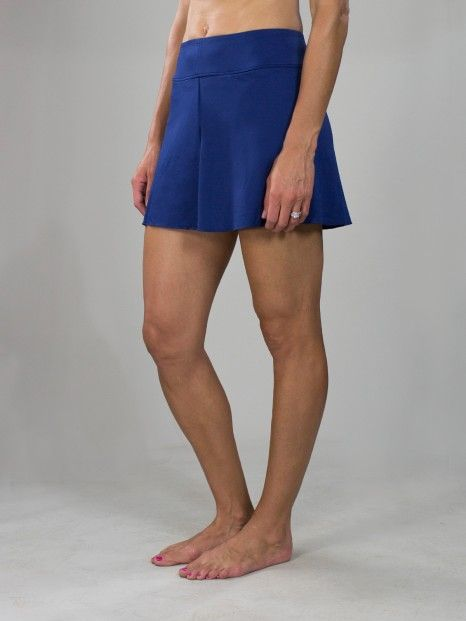 4a509092472 Blue Depth JoFit Ladies   Plus Size Jacquard Swing Tennis Skort available  at Lori s Golf Shoppe