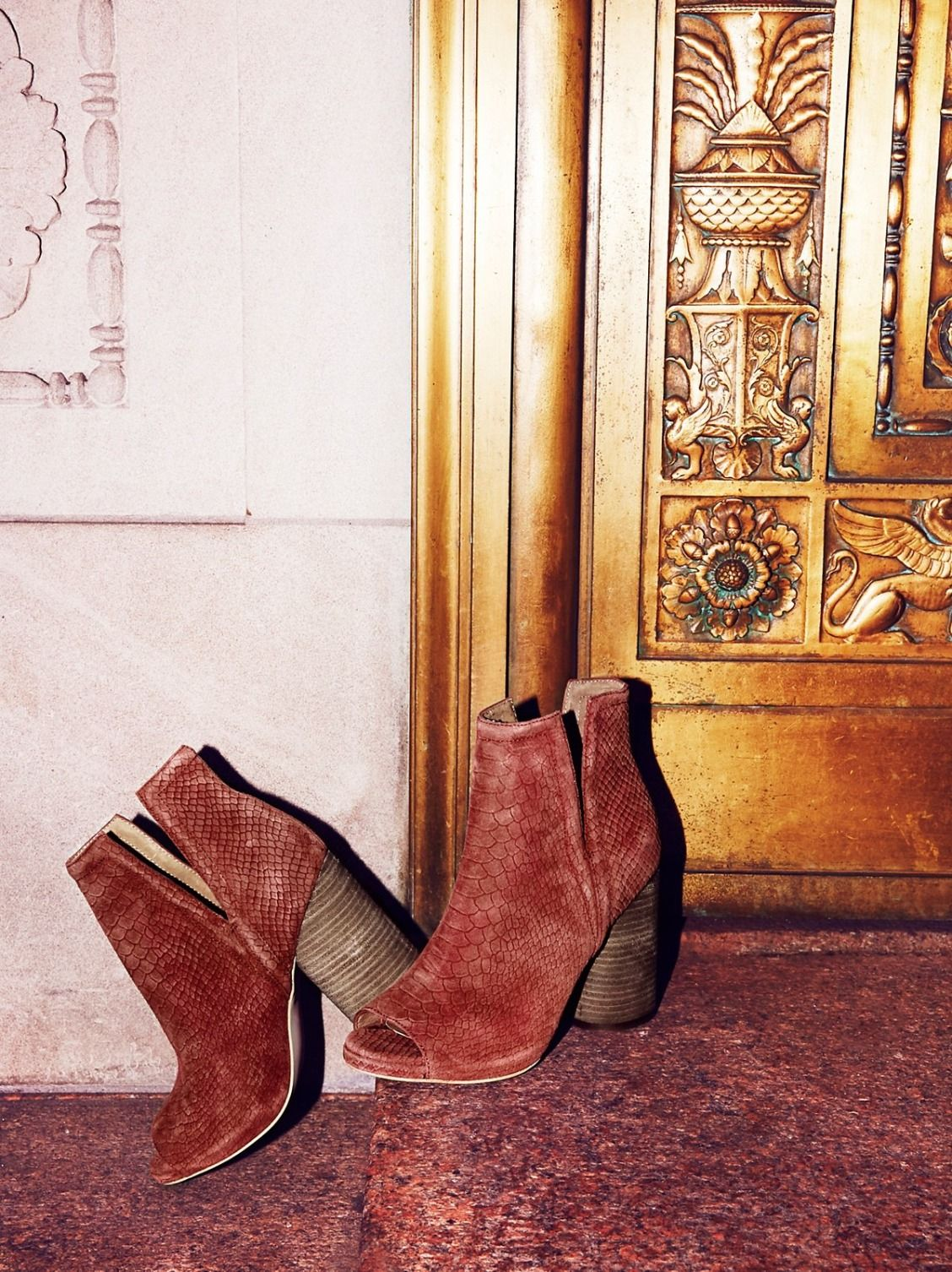 Infinity Heel Boots Boots Heels Slouched Boots
