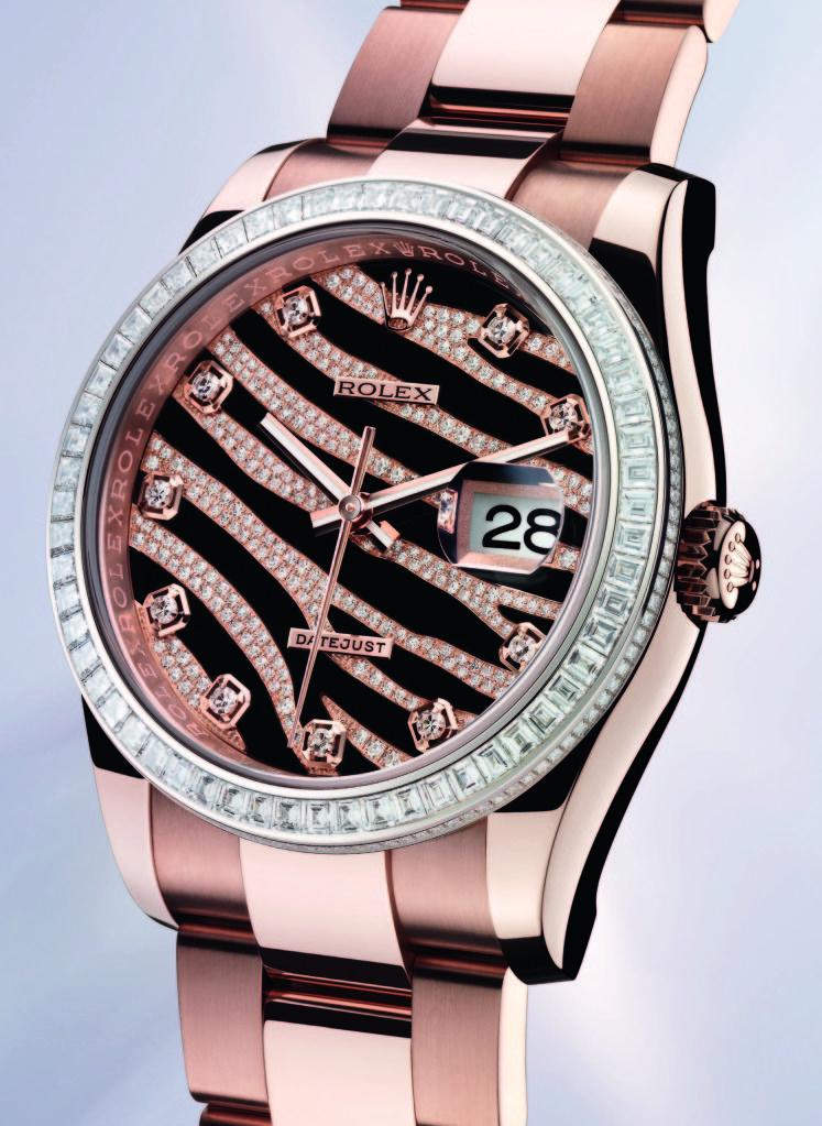 917431ffc54 Rose Gold Pink Rolex
