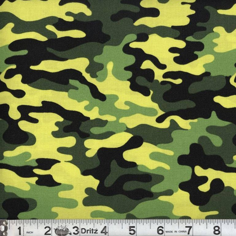 Neon Green Camo Fabric By The Yard Neon Green Camouflage Fabric By The Yard Army Camouflage Fabric Army Camo Gre Green Camo Green Camouflage Neon Green