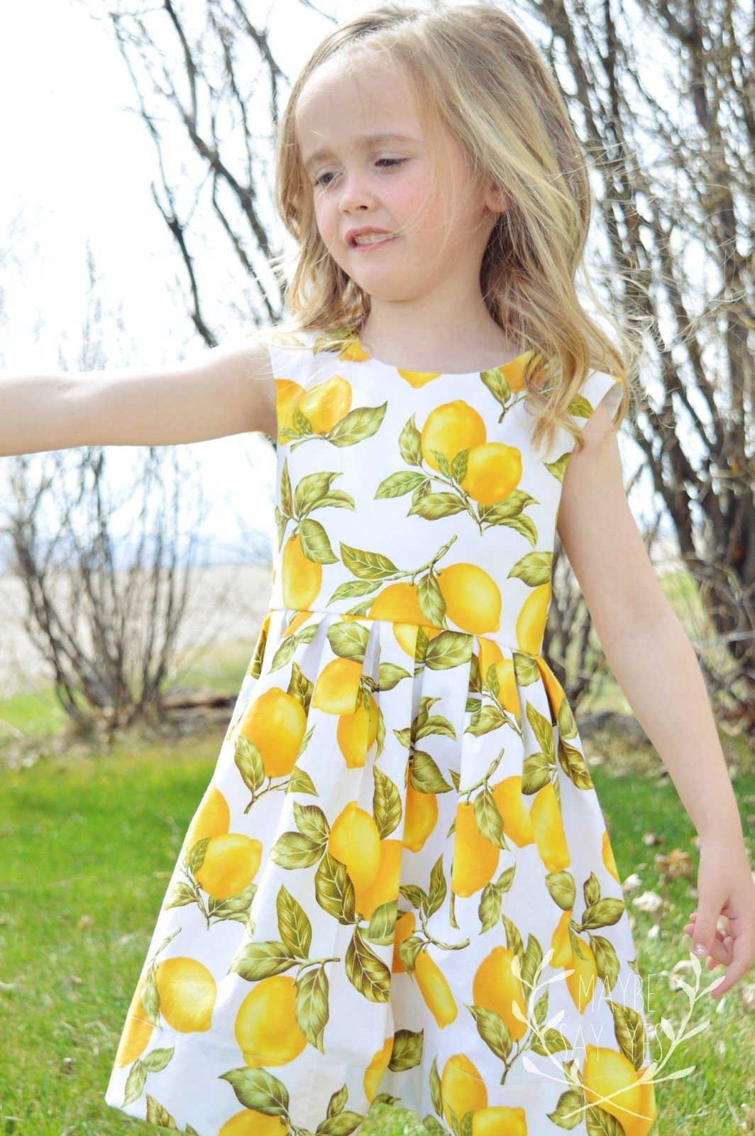 e1adf7c6ba81 Maybe Say Yes: Dolce & Gabbana Lemon Dress Knock-Off | Knock offs ...