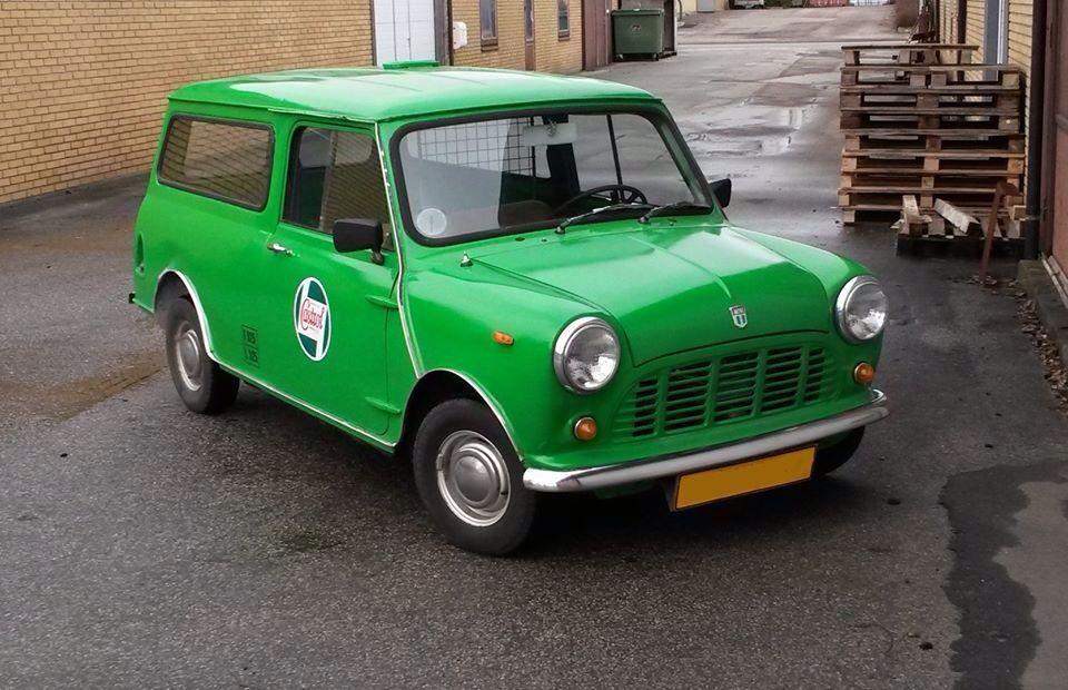 Frank Walther's 1973 van.