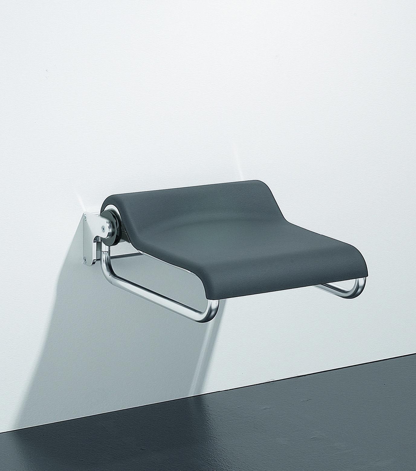 Asientos en la ducha: En todos sus diseños, estos asientos para ducha, es decir los taburetes, brindan estabilidad y confianza a las personas cuando se encuentran aseándose. http://www.equipamientohogar.com/sanitarios/asientos-en-la-ducha/