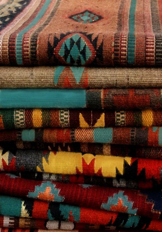 Southwest Blankets Pinteres