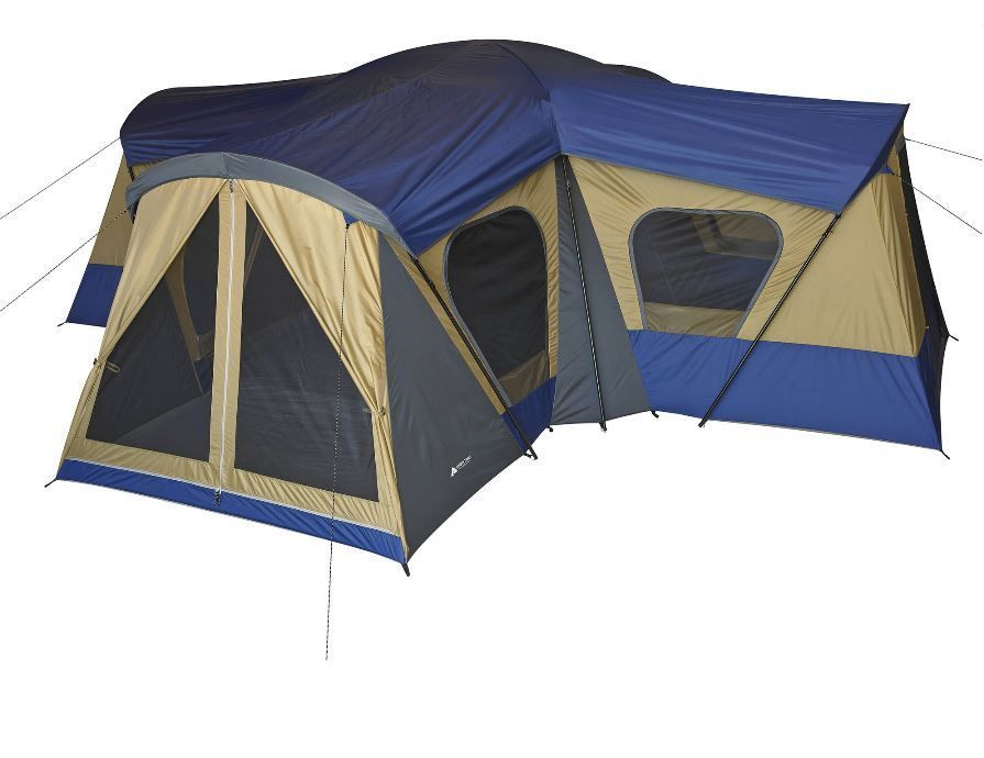 Buy Big Tent For Sale Speed Four Season Large Family 7 Person Living Multi Room Best at online store  sc 1 st  Pinterest & Tents on Sale Big Tent For Camping 14 Person 4 Room Cabin Outdoor ...