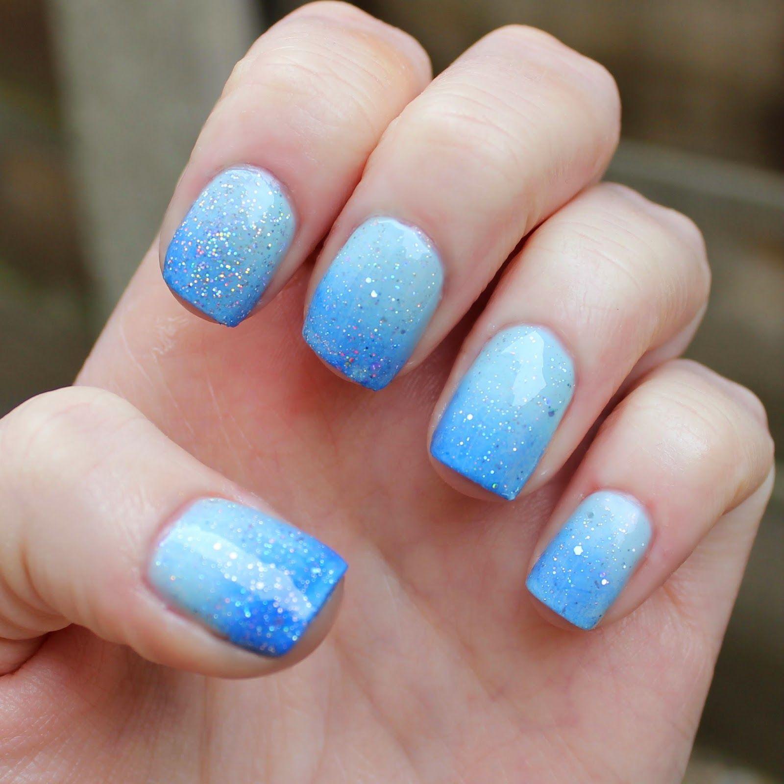 cinderella nail art nails