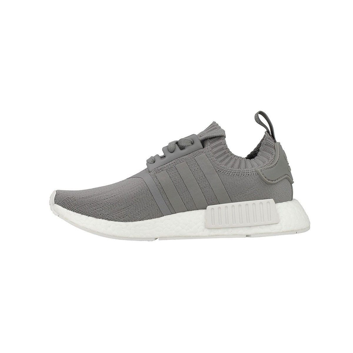 Baskets Adidas Nmd R1 Pk Gris Homme Taille : 36;37;38;39
