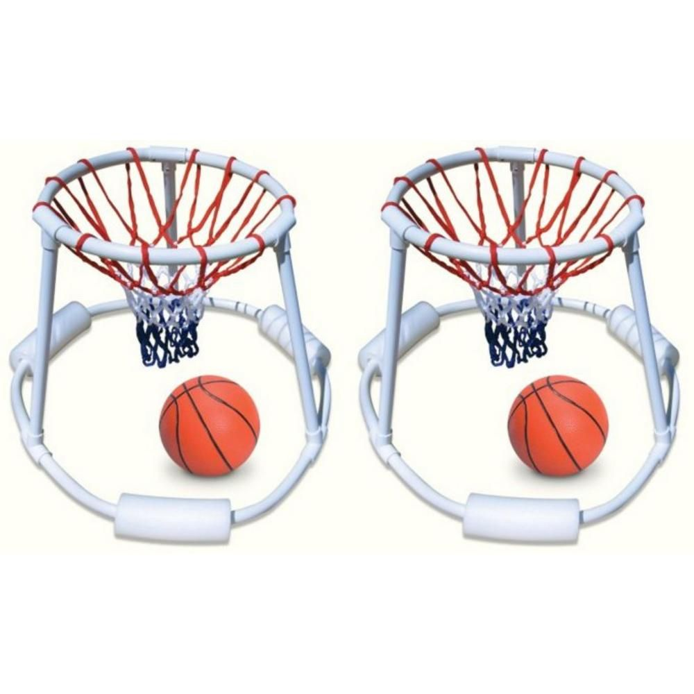 Super Hoops Basketball Hoops in the House!