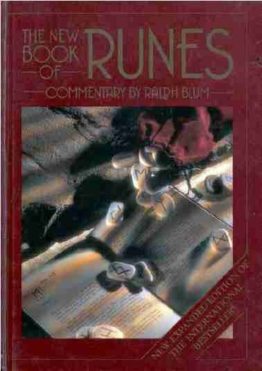 Ralph Blum - The New Book of Runes | Divinație | Occult books, Runes