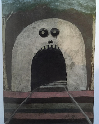 PUMPKINROT.COM: What's Brewing: The Art Of Scott Daniel Ellison