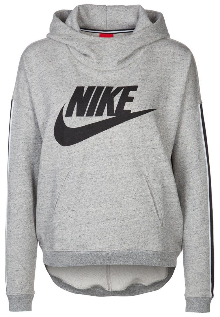 Nike Club Fleece Funnel Hoodie - Women's | Fashionably Fit ...