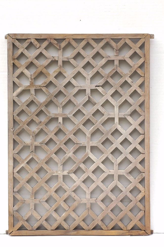 Antique Chinese Wooden Carved Screen Panel Window Shutter Qing Dynasty 19th C Carved Wall Art Wall Art Designs Antiques