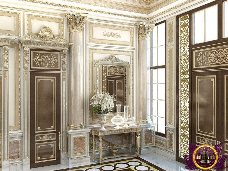 Interior design villa Saudi Arabia of Katrina Antonovich, Katrina Antonovich