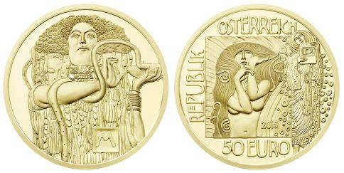 Austria 50€ KliMt
