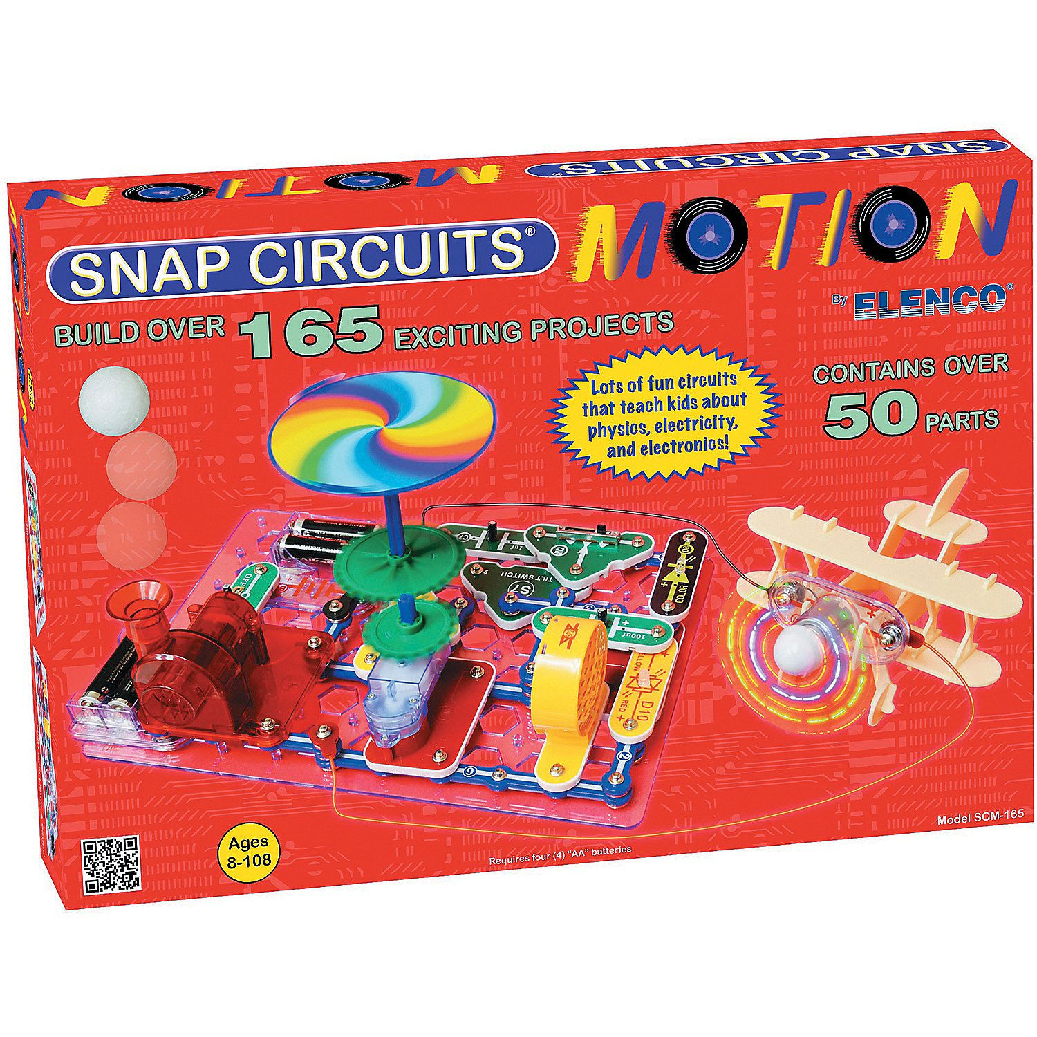 Snap Circuits Light Lights Electric Circuit Science Kit By Elenco